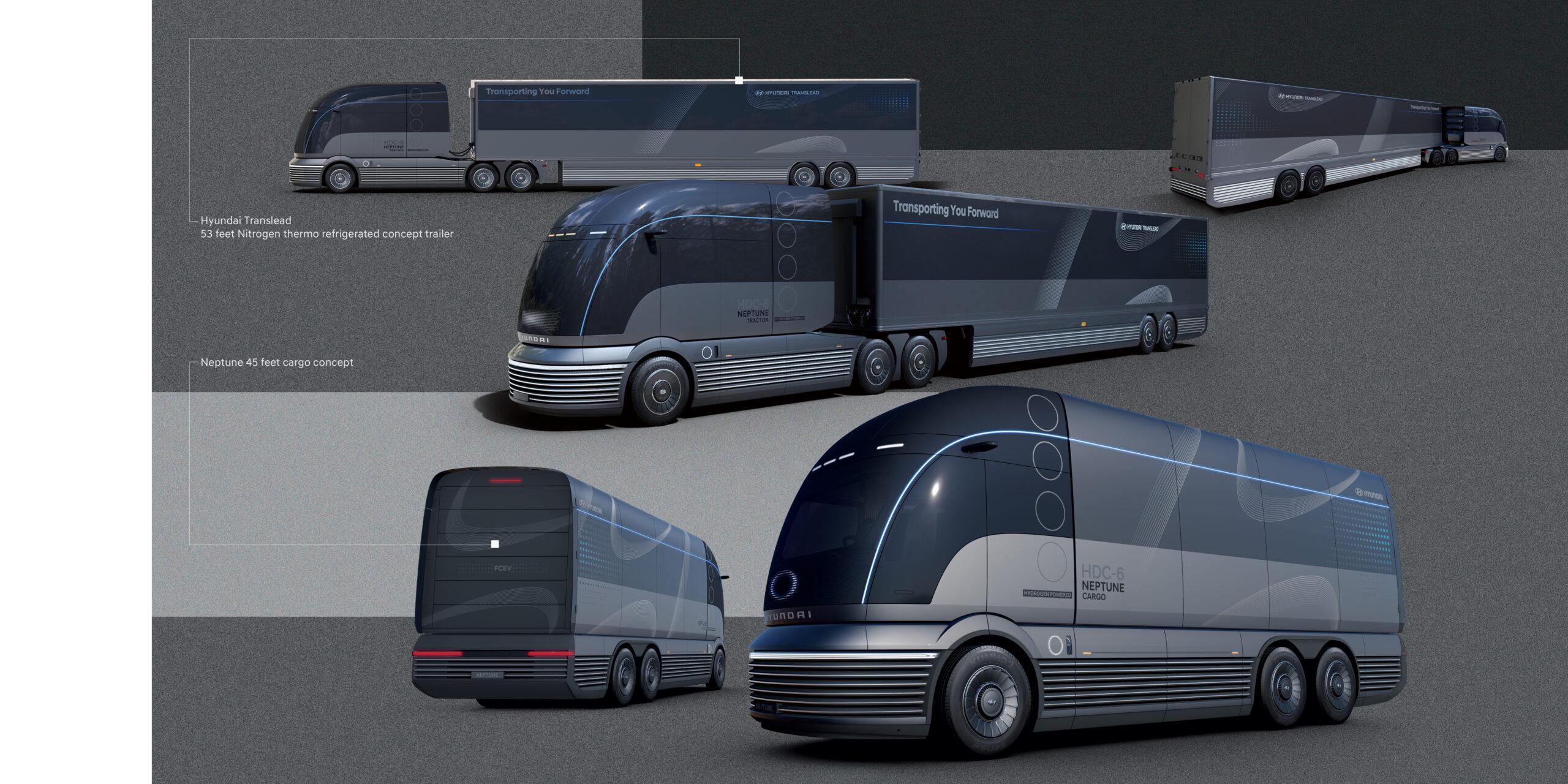 FCEV Concept  'NEPTUNE CARGO'