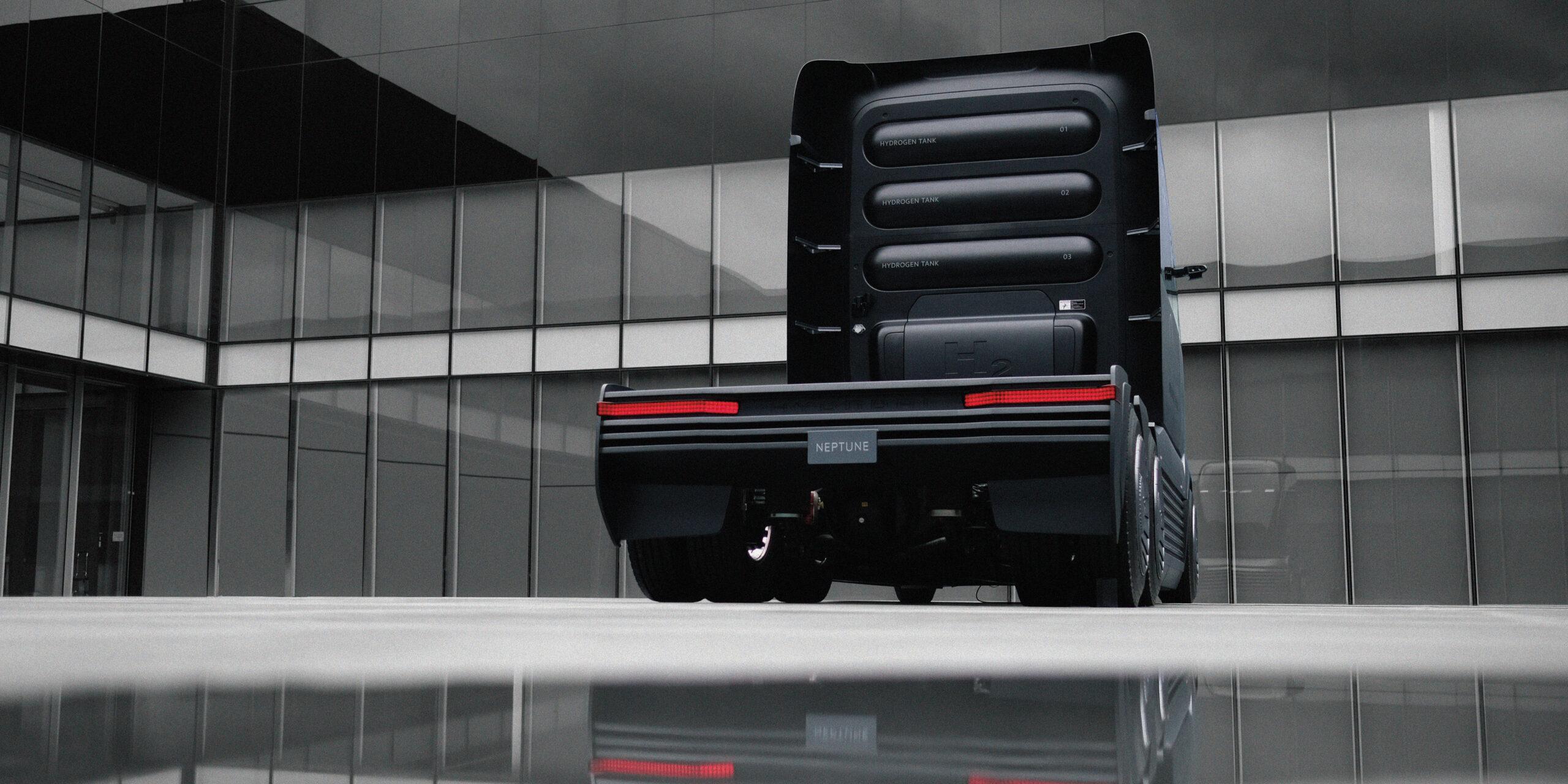 FCEV Concept 'NEPTUNE TRACTOR'